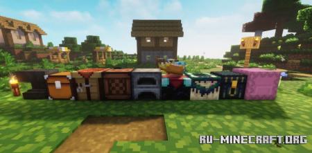 Скачать Faithless для Minecraft 1.17