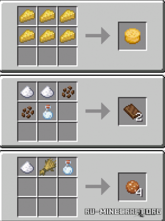 Скачать Culinaire для Minecraft 1.17.1