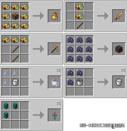 Скачать Nether's Exoticism для Minecraft 1.16.5