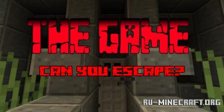 Скачать TheGame by Roxmin2004 для Minecraft