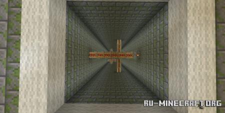Скачать The Dropper No.1 для Minecraft PE