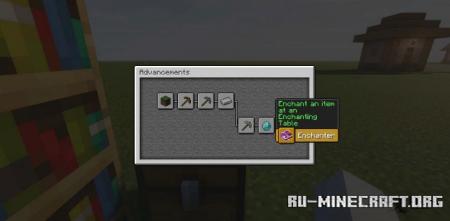 Скачать Xalis Enchanted Book для Minecraft 1.17