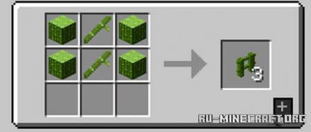Скачать Bamboo Everything для Minecraft 1.17.1