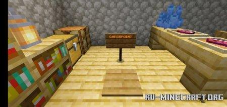 Скачать WARMAZE - Survival Adventure Parkour Minecraft PE