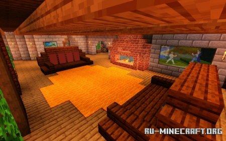 Скачать Medieval Castle (Creation) для Minecraft PE