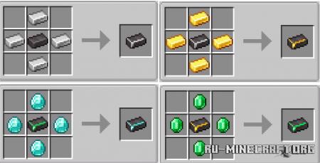 Скачать Advanced Netherite для Minecraft 1.17.1