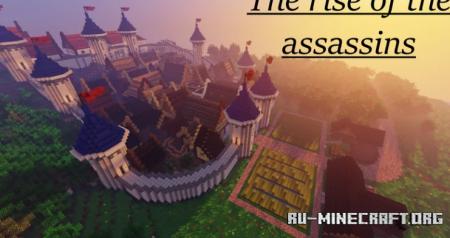 Скачать The Rise of the Assassins для Minecraft