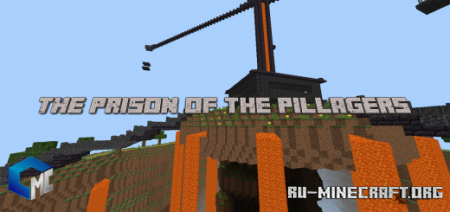 Скачать The Prison Of The Pillager для Minecraft PE