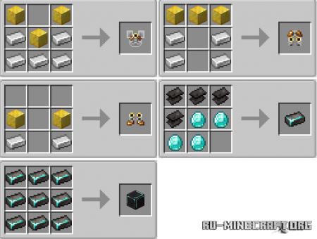 Скачать Overite для Minecraft 1.16.5