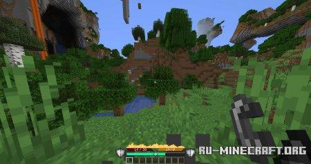 Скачать Better UX для Minecraft 1.17.1