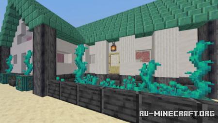 Скачать Crumb's Dumb House of Illusions для Minecraft