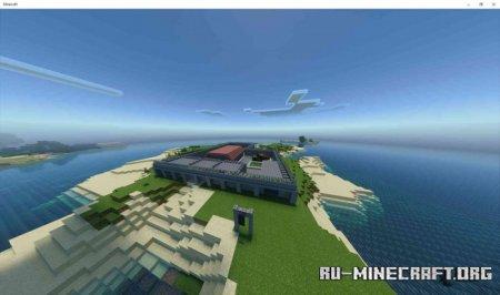 Скачать Newport City для Minecraft PE
