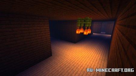 Скачать Phill Orange (Horror) для Minecraft PE