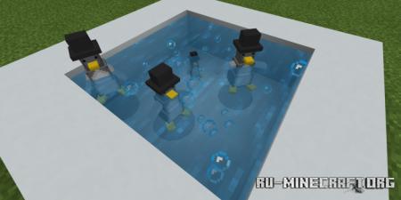Скачать Penguins для Minecraft PE 1.17