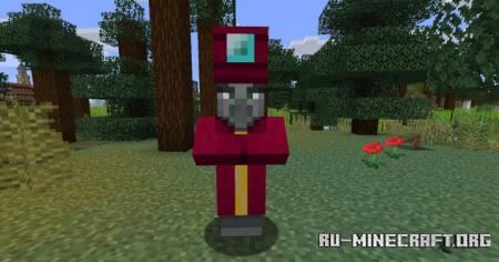 Скачать Enchant with Mobs для Minecraft 1.17.1