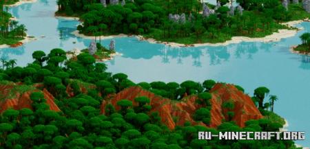 Скачать Archipelago by Serpentem_Malfoy для Minecraft