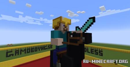 Скачать HGSB MAZE для Minecraft
