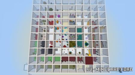 Скачать 101 Rooms Parkour Race: Hardcore Map для Minecraft PE