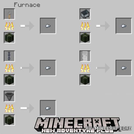 Скачать New Adventure Plus - Addon для Minecraft PE 1.17