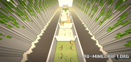 Скачать Generic Parkour для Minecraft PE