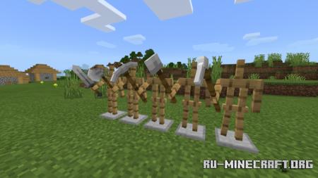 Скачать Neu 3D v 1.1 для Minecraft PE 1.17