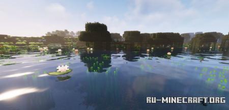 Скачать Xalis Enhanced Vanilla для Minecraft 1.17