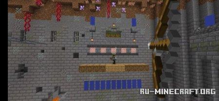 Скачать Flank Shot для Minecraft PE