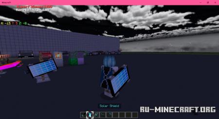 Скачать Cyber Craft v11 для Minecraft PE 1.16