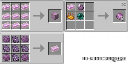 Скачать Yurina's Enderite для Minecraft 1.16.5