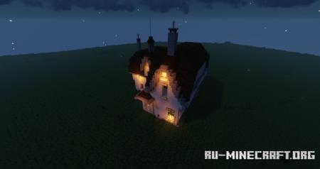 Скачать Field House для Minecraft