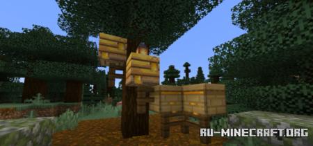 Скачать Lively Deafult Renewed для Minecraft 1.17