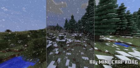Скачать Serene Seasons для Minecraft 1.17.1