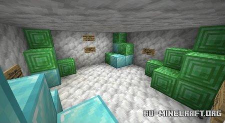 Скачать The Enchanted Temple для Minecraft PE