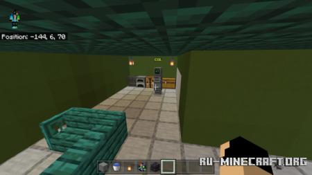 Скачать Adventure To Gods для Minecraft PE