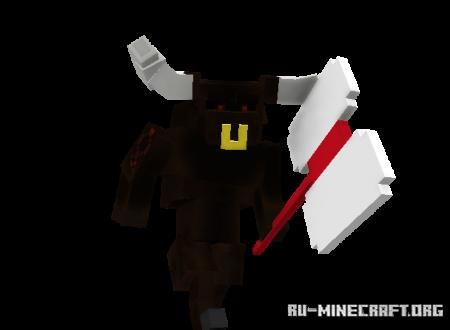 Скачать More Bosses Add-on для Minecraft PE 1.16