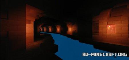 Скачать Aquarius PE Shaders для Minecraft PE 1.17