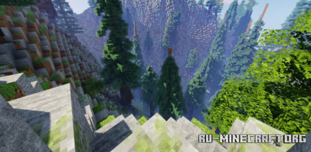 Скачать Extreme Survival Island by Peppa7EXECUTOR для Minecraft