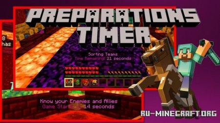 Скачать The Hiro Arena для Minecraft PE