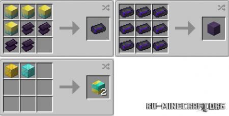 Скачать Netherite 2.0 для Minecraft 1.16.5