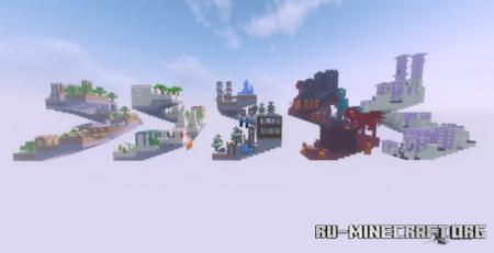 Скачать Escalation - Speedrunning Parkour для Minecraft
