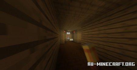 Скачать The Lab (Horror Adventure Map) для Minecraft PE