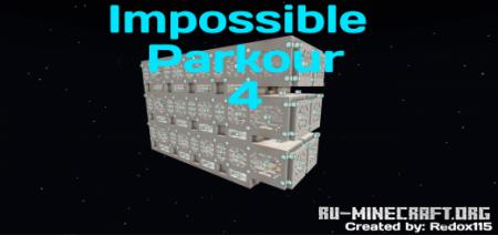 Скачать Impossible Parkour 4 для Minecraft PE