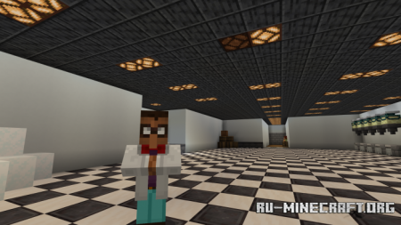 Скачать Escape Arthur's Mansion для Minecraft PE
