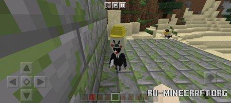 Скачать LiL's Keplerians Horror для Minecraft PE 1.17