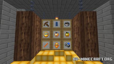 Скачать SoggyPack V2 для Minecraft PE 1.17