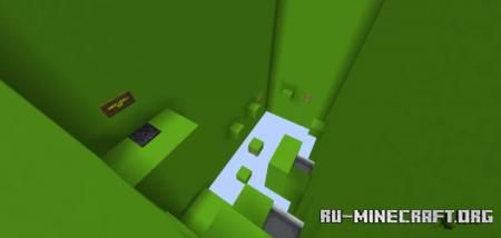 Скачать Parkour Mega by OzoProHD для Minecraft