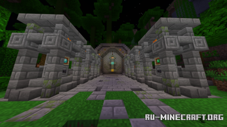 Скачать A Mercenary's Revenge для Minecraft PE