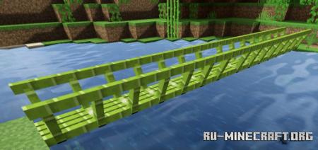 Скачать Bridge Addon для Minecraft PE 1.16