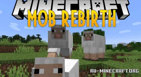 Скачать Mob Rebirth для Minecraft 1.17.1