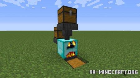 Скачать Iron Furnaces для Minecraft 1.17.1